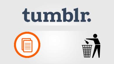 How To Delete Posts On Tumblr