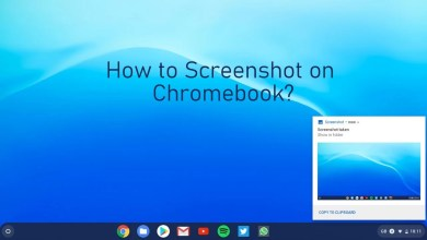 Photo of How to Screenshot on Chromebook [5 Different Methods]