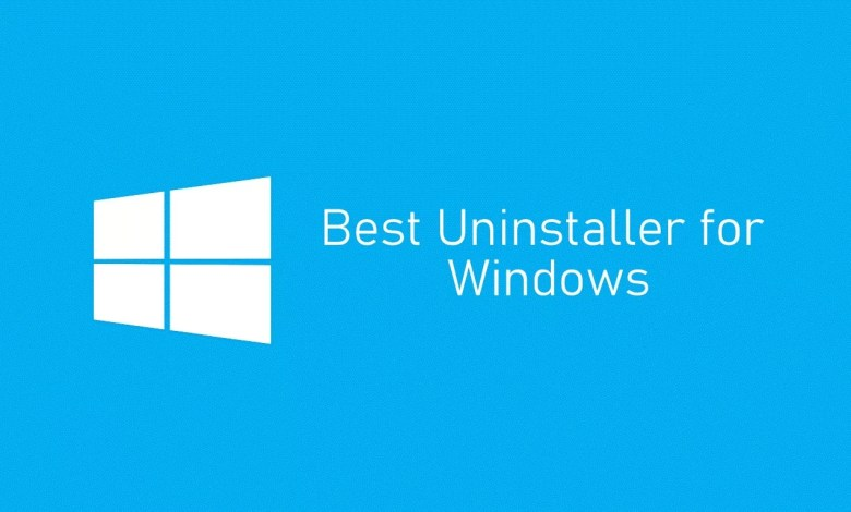 Uninstaller for Windows 10