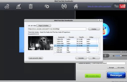 WinX YouTube Downloader for Windows