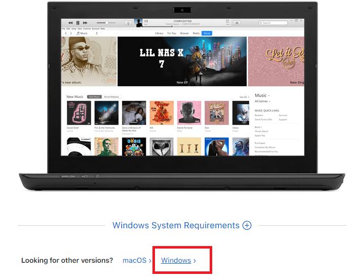 Click Windows
