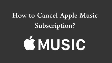 How to cancel Apple Music Subscription?