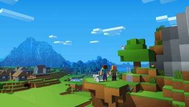 Breed Horses on Minecraft