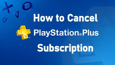 Cancel PlayStation Plus