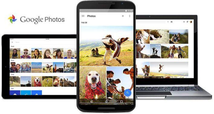 Google Photos zerbitzuan Apple TV