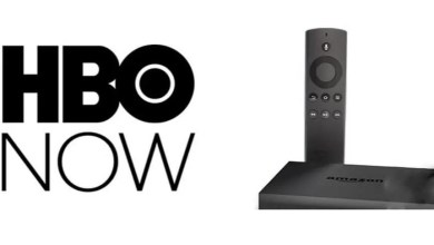 HBO NOW on Firestick