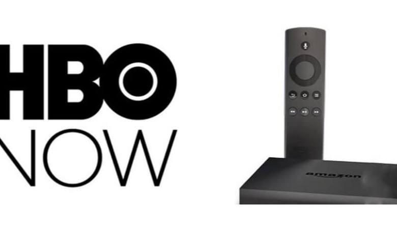 HBO NOW on Firestick