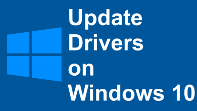Photo of How to Update Drivers on Windows 10