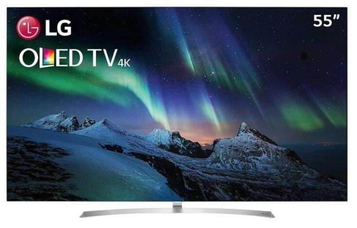 LG chromecast built in tv