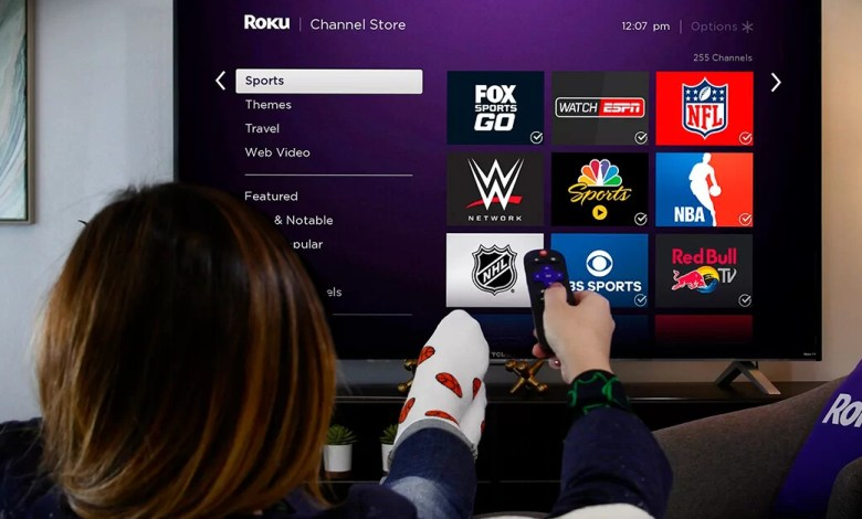 fox sports on roku