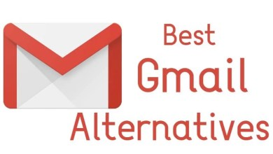 Photo of Best Gmail Alternatives for Personal and Professional  Use