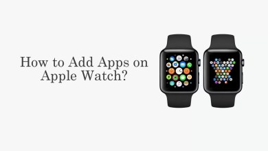 How to Add Apps on Apple Watch