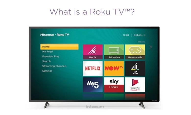 What is Roku TV