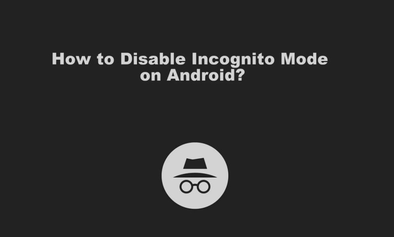 Disable Incognito mode in Google Chrome.