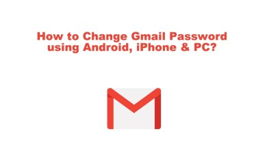 Photo of How to Change Gmail Password using Android, iPhone & PC