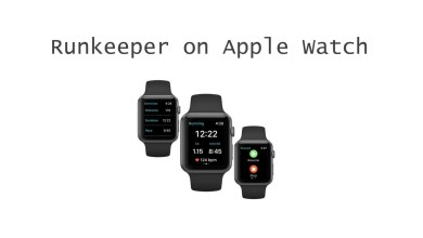 Runkeeper on Apple Watch