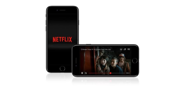 Stream Netflix from iPad to Mac