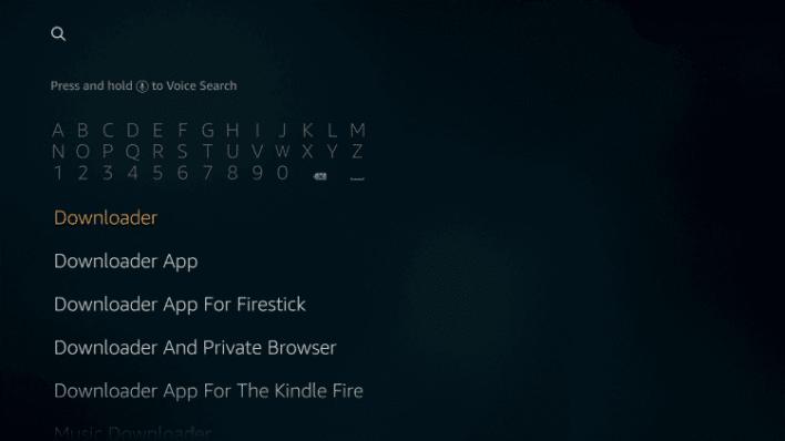 Install Titanium TV on Firestick