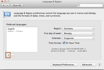 Adding the Convenient Language