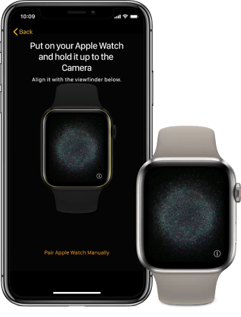Pair device - How To Change Apple ID on Apple Watch