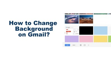 How to Change Background on Gmail