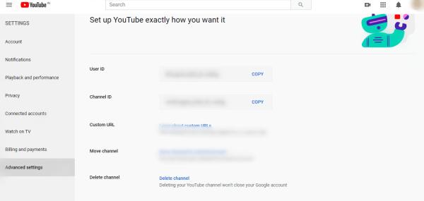 Delete Channel