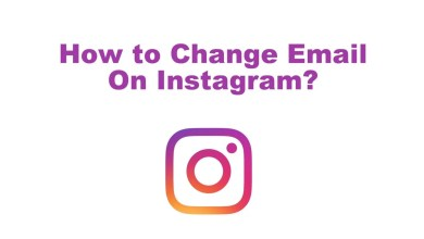 How to Change Email On Instagram