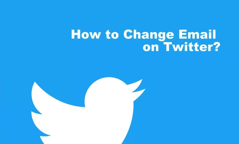 How to Change Email on Twitter