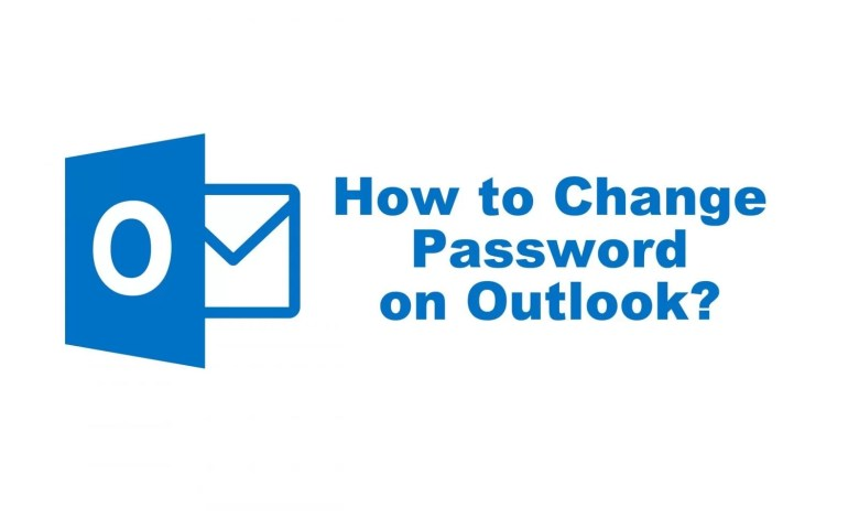 How to Change Password on Outlook