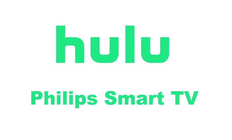 Hulu on Philips Smart TV