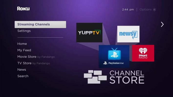 Install Britbox on Roku