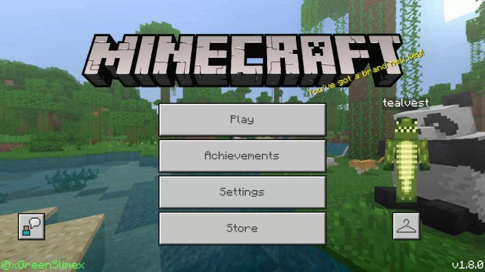 Minecraft Cross-Play between PC and Xbox