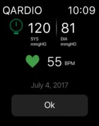 Monitor Blood Pressure on Apple Watch