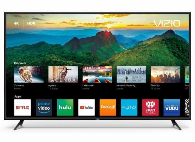 Spectrum App on Vizio Smart TV