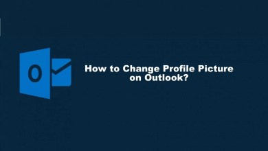 How to Change Profile Picture on Outlook