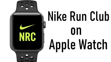 Photo of How to Use Nike Run Club on Apple Watch