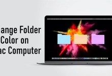 Photo of How to Change Folder Color on Mac Computer