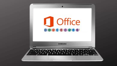 Microsoft office on chromebook