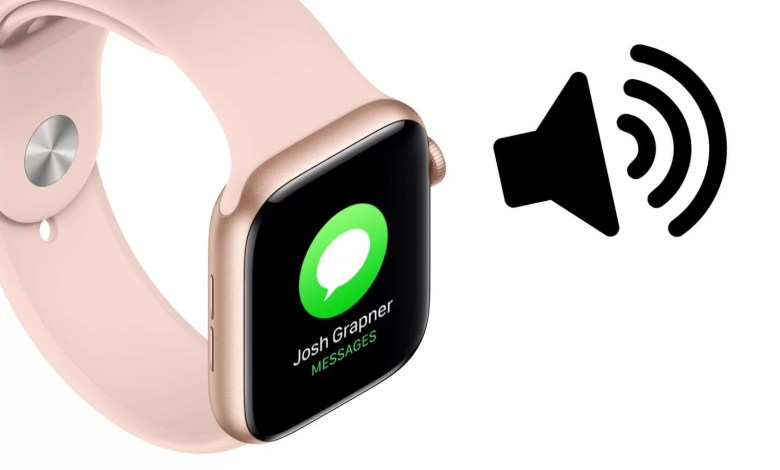 How to Change Notification Sound on Apple Watch