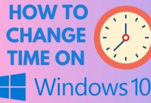 Photo of How to Change the Time on Windows 10 Desktop and Laptop