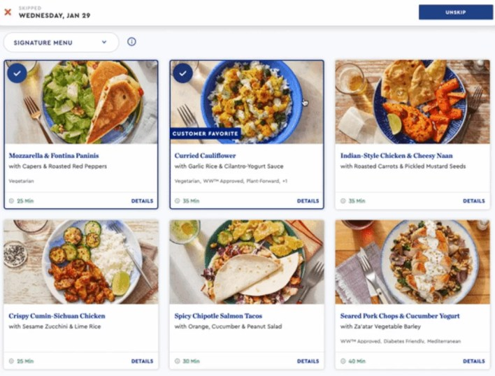 How to Cancel Blue Apron Membership