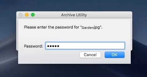 How to Password Protect a Folder Mac