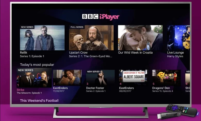 BBC iPlayer on Roku