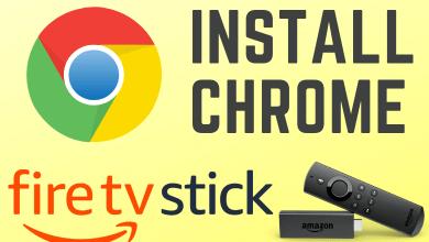 Chrome on Firestick
