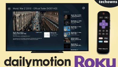 Dailymotion on Roku