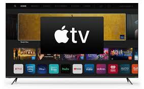 Apple TV on Vizio TV