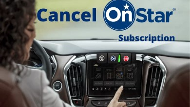 How to cancel OnStar?How to cancel OnStar?