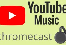 Chromecast YouTube Music