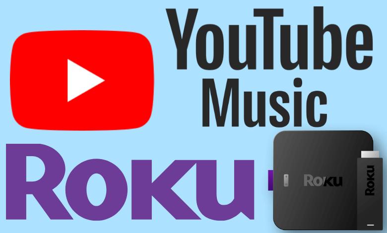 YouTube Music on Roku