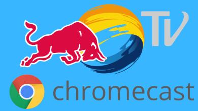 Chromecast Red Bull TV